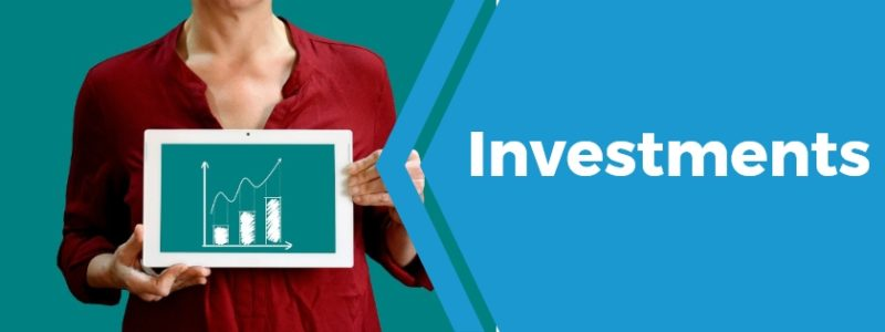 investments header