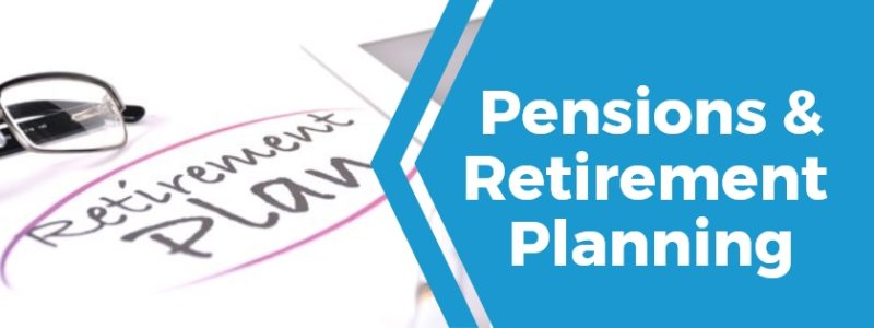 pensions header